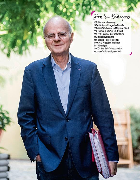 Jean Louis KIEHL : briseur de dettes